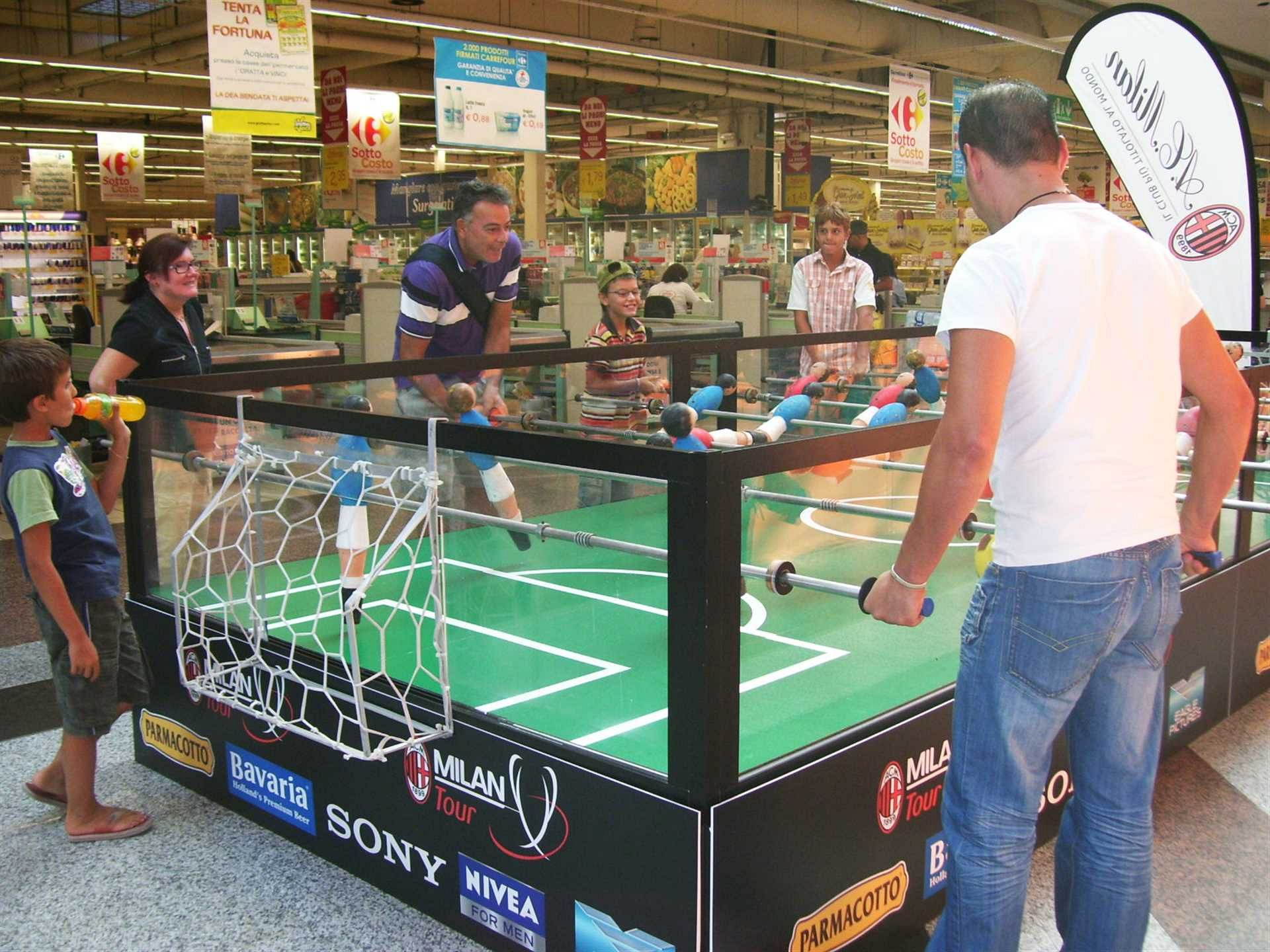 Jumbo-football-table