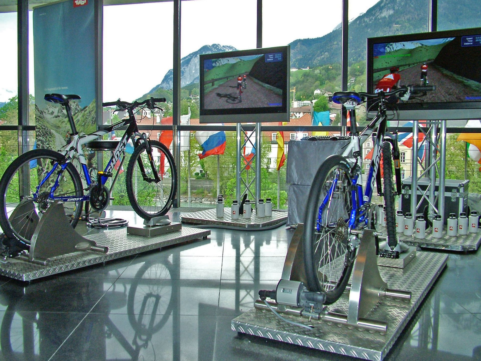 Cycling Simulators