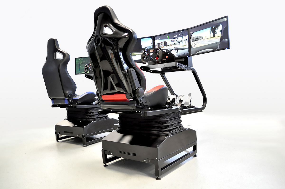 Standard-motion-simulator
