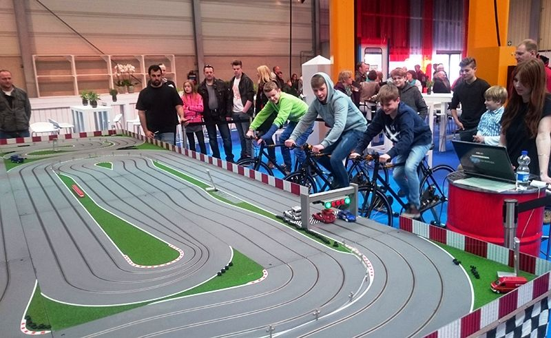Bike-power-track