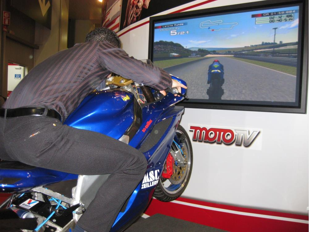 Motorbike-full-motion-simulator