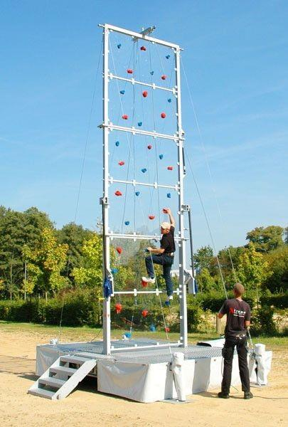 Face to Face Climbing Wall