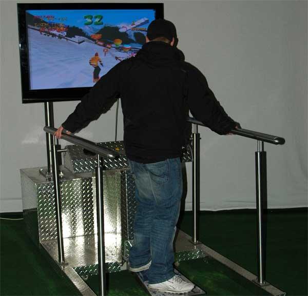 3e60 events idee winter virtual snowboard fornitura. Black Bedroom Furniture Sets. Home Design Ideas