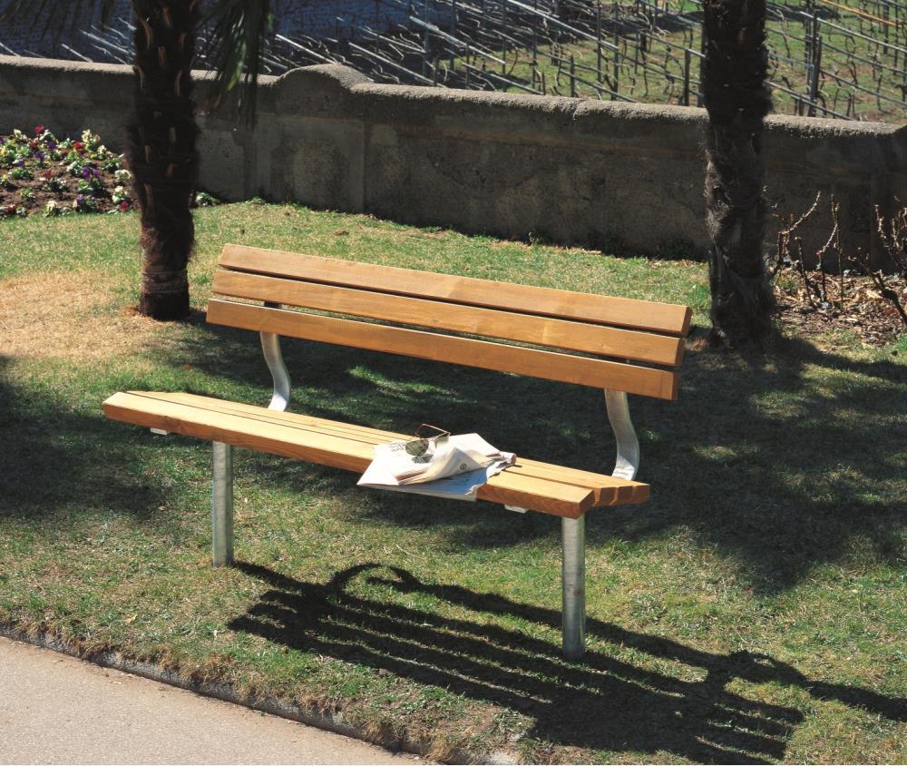 Giochi arredi outdoor arredo urbano e giardino panchine for Arredo urbano ancona