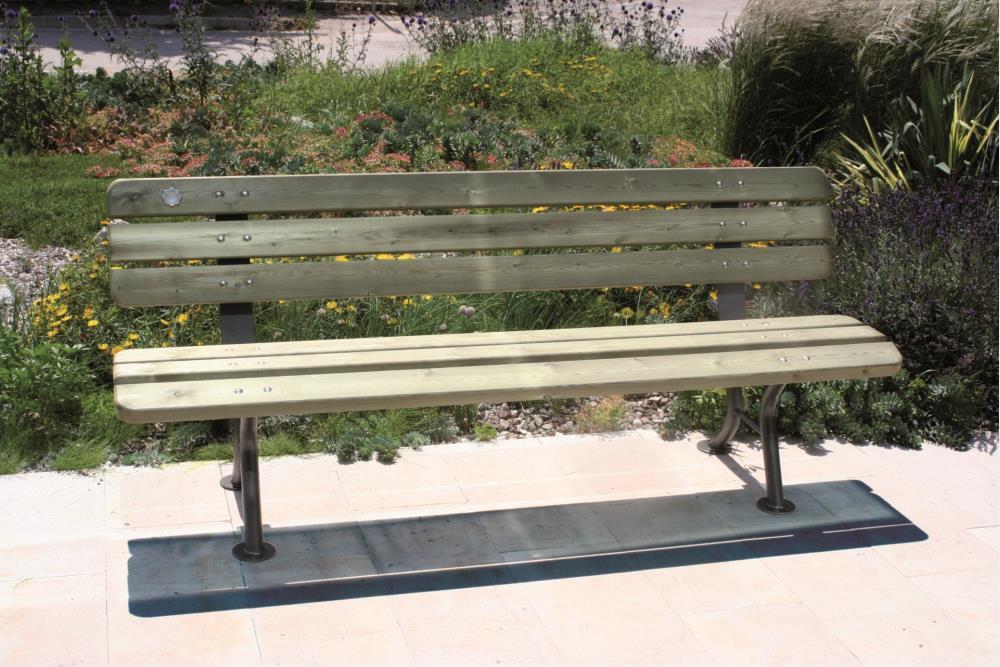 Giochi arredi outdoor arredo urbano e giardino panchine for Arredo giardino verona