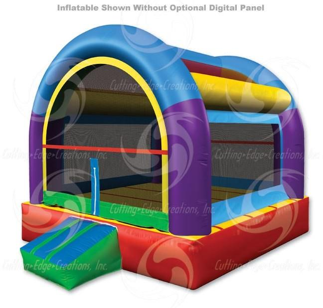 Wacky Arched Bouncer™ 13' (MEDIUM)