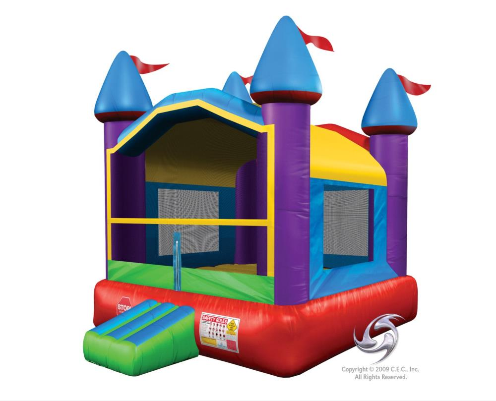 Wacky Castle Bouncer 15' (Large)