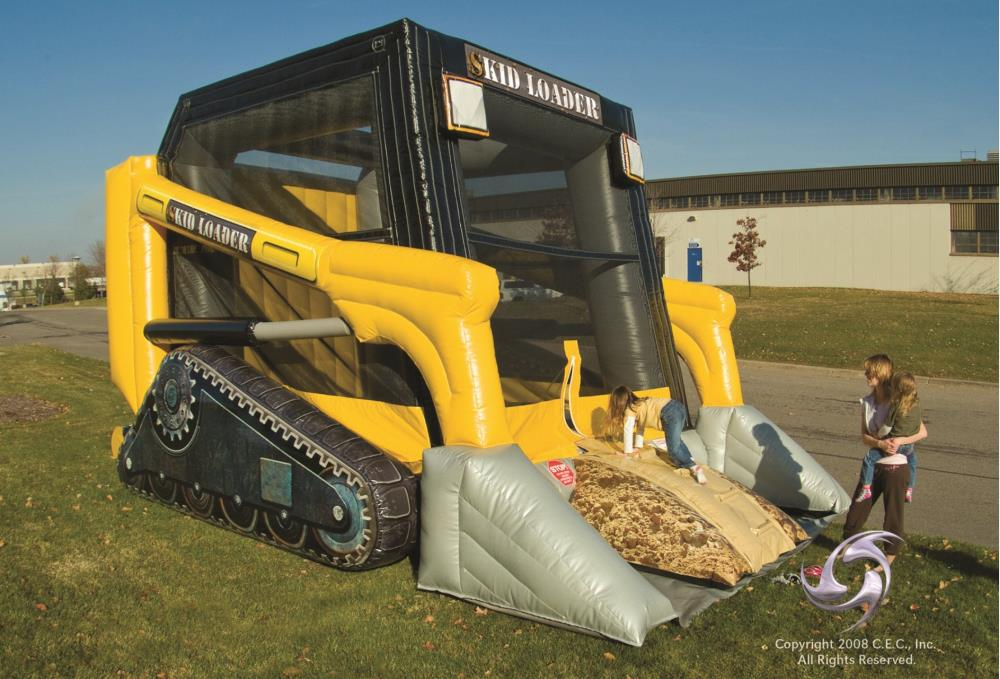Skid Loader Bouncer™