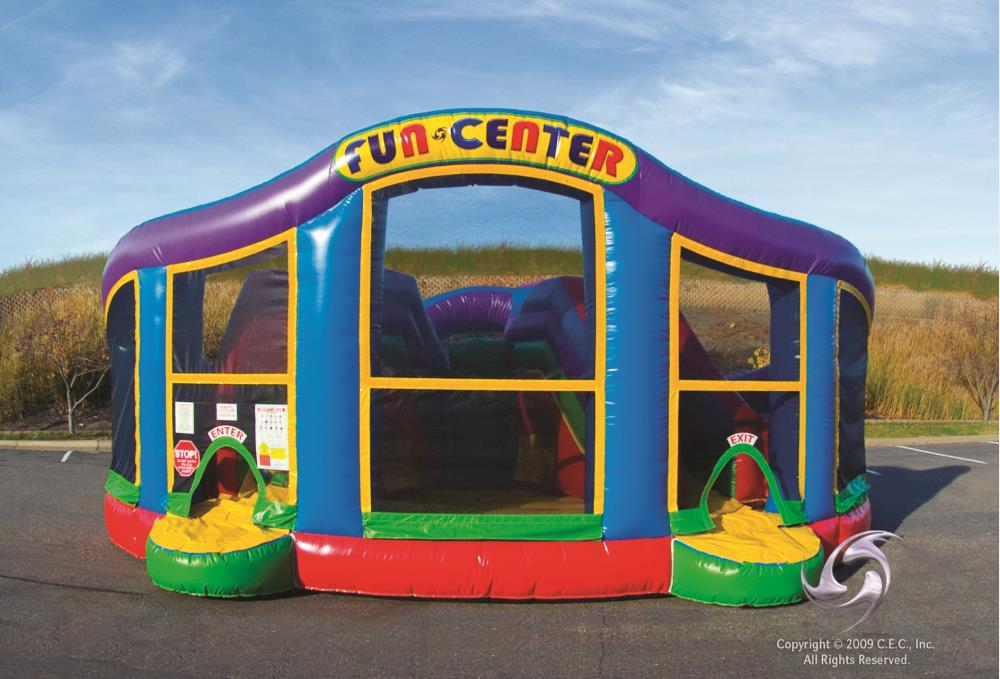 Wacky Fun Center - Used 2 years