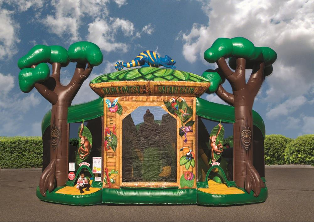 Rainforest Fun Center - Used