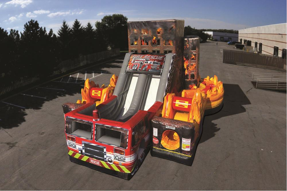 Fire Rescure Obstacle