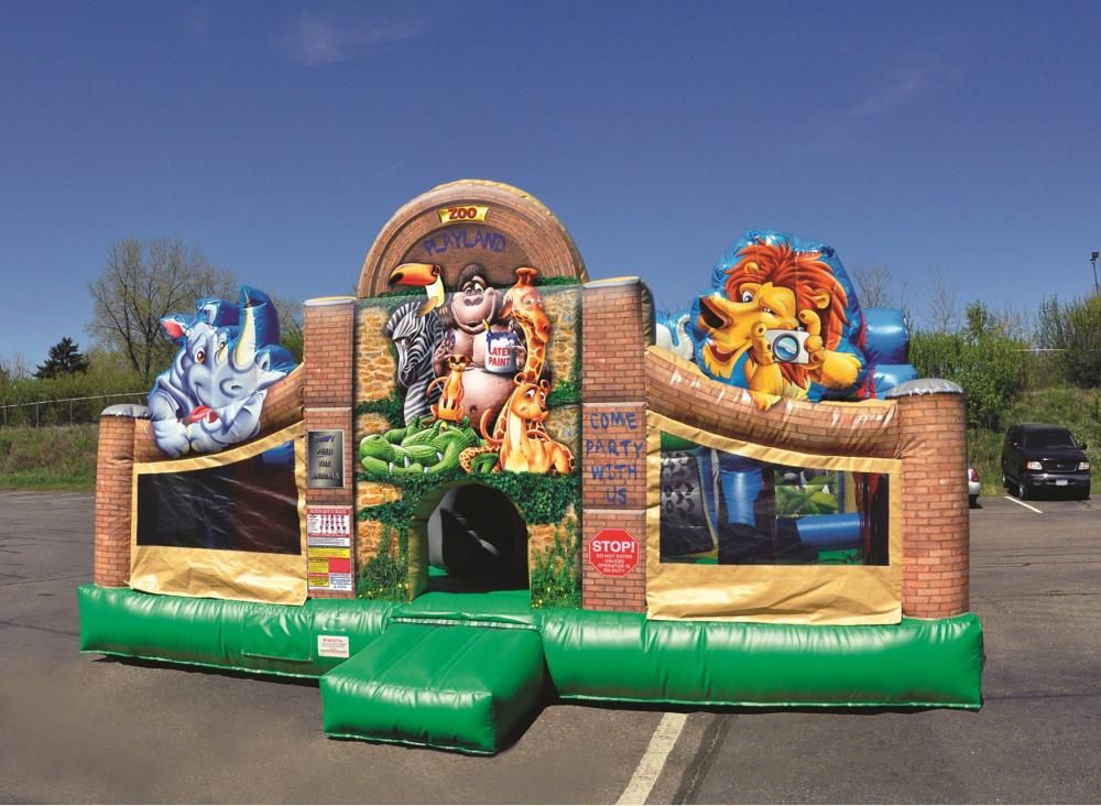 inflatables game junior search, 1