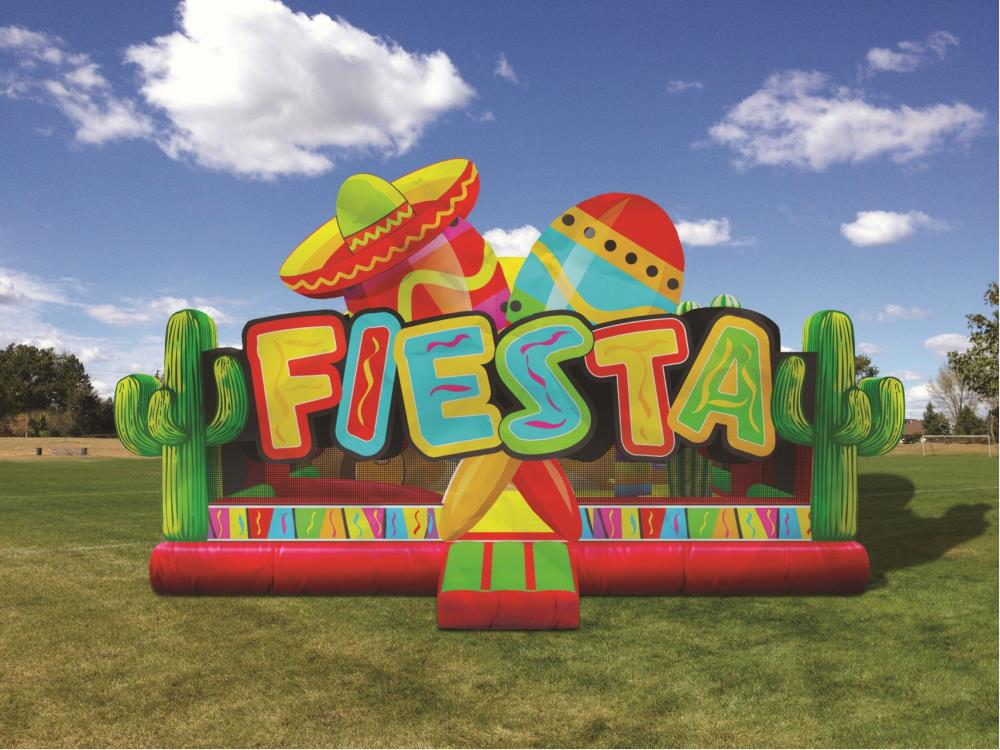 Fiesta Playland - Used 2 anni - Available from September