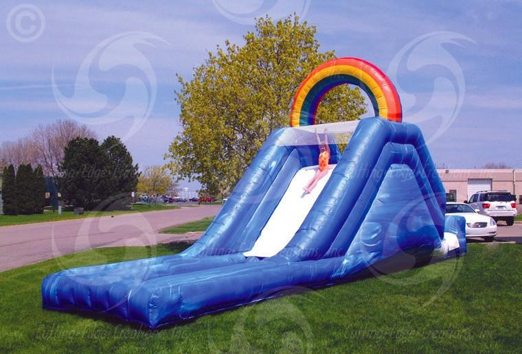 Lil' Squirt Water Slide