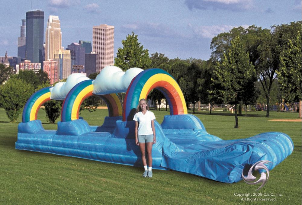Surf & Slide Water Slide