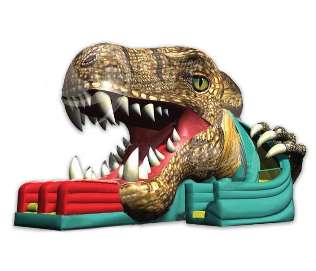 Inflatable Kraken Slide: Inflatables, Game, Slides