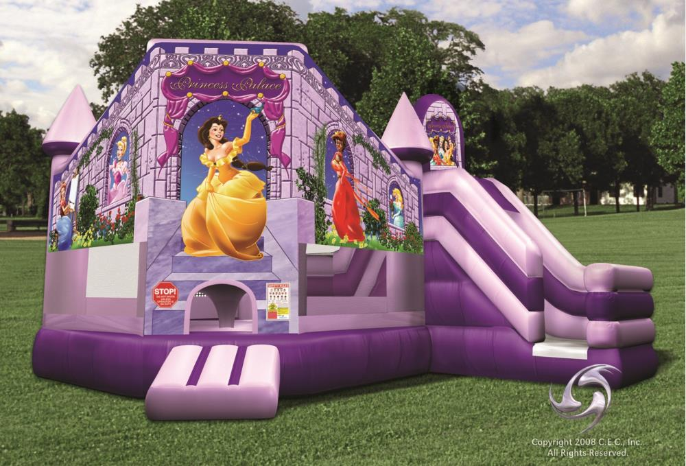 Princess Palace Club/Slide Combo