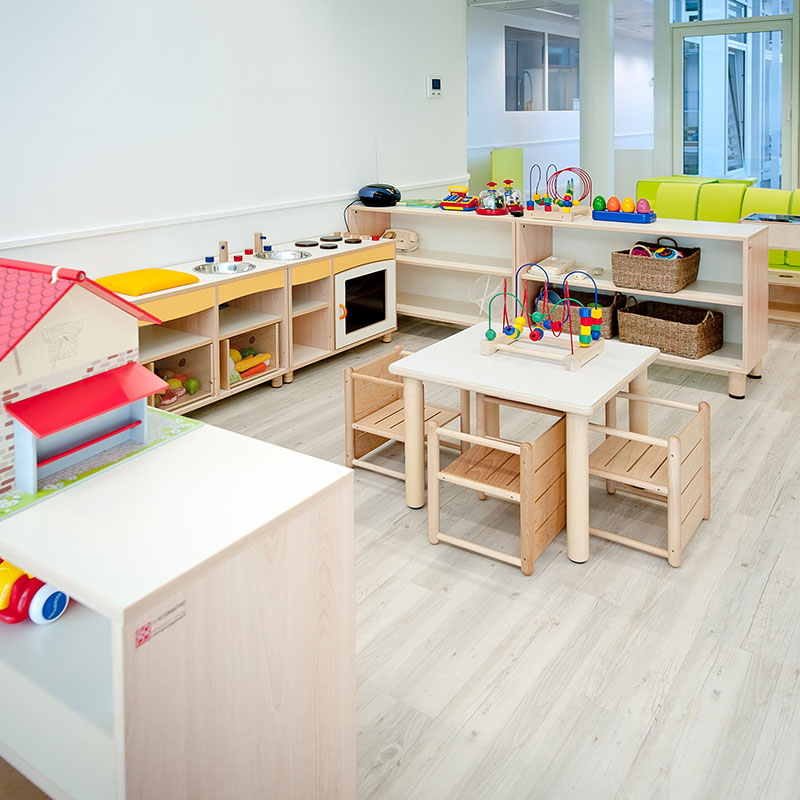 Wooden furnishings, furniture for play areas, furniture for baby areas, indoor children's furniture, furniture for children's rooms, furniture for play rooms, furniture for play areas, school furniture, asylum furniture,