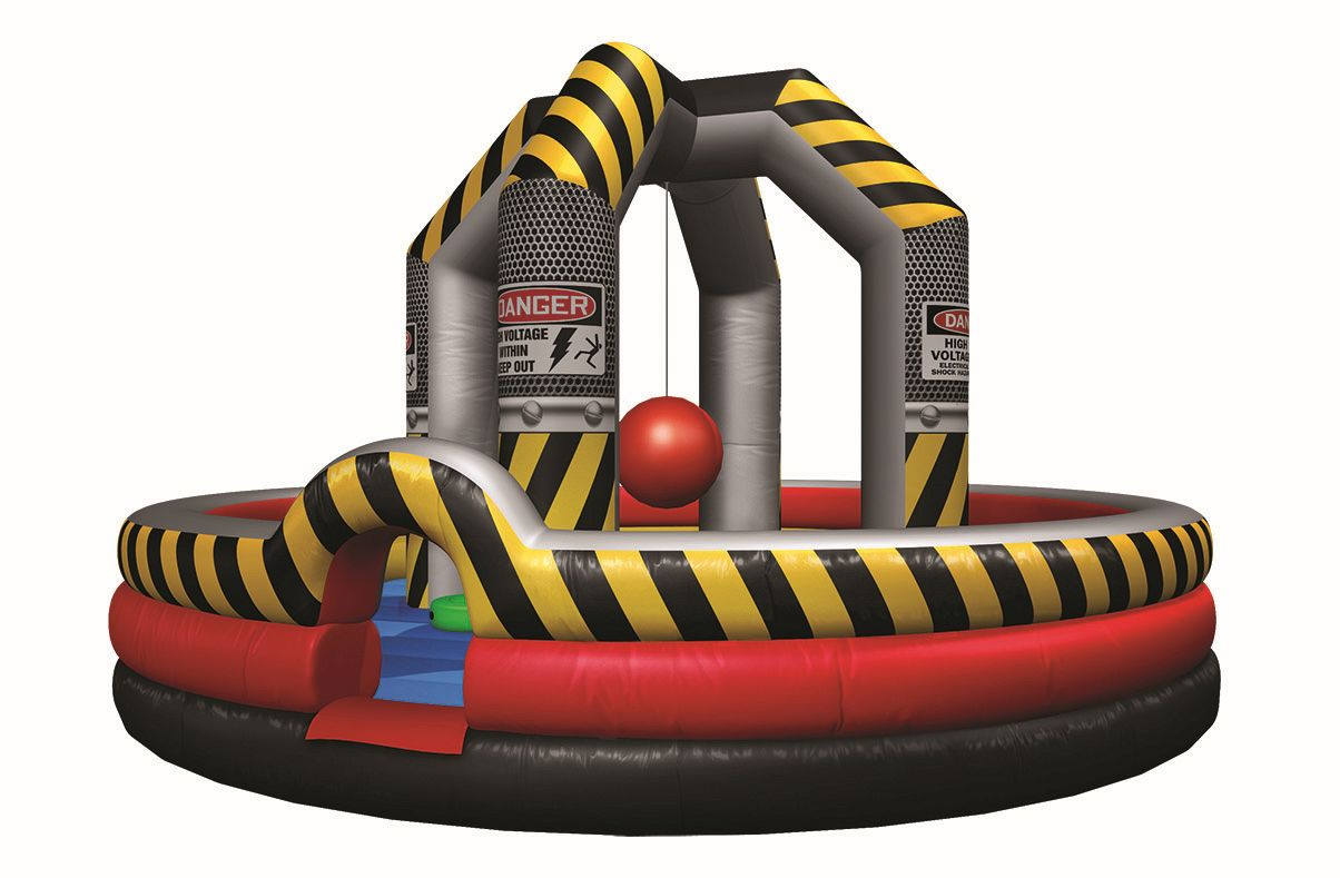 High Voltage Ball™ Inflatables
