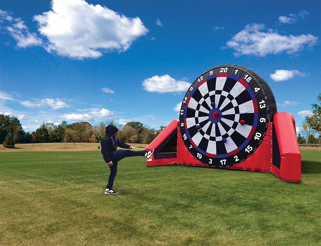 Soccer Darts (18') Inflatables