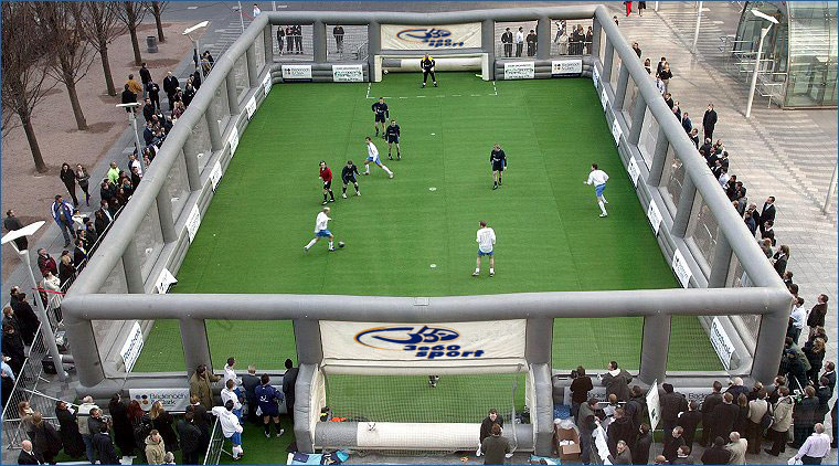 Inflatable Football Arena model A