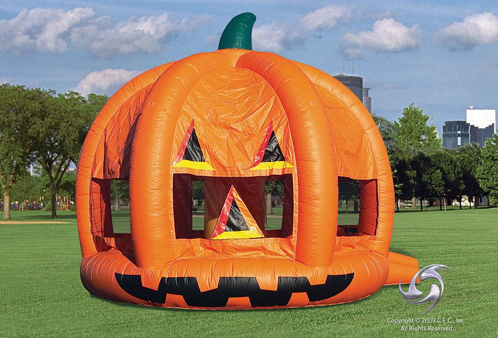 Pumpkin Bouncer 20'